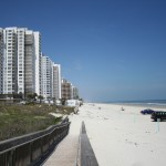Daytona Beach shores - another day in paradise!