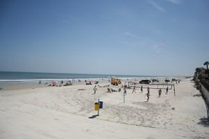 Daytona Beach Shores beach