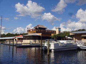 St. johns River Marina