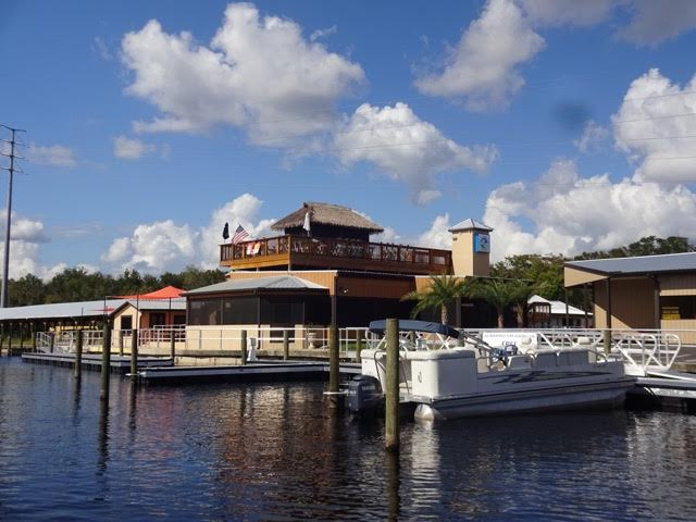 St. johns River Marina