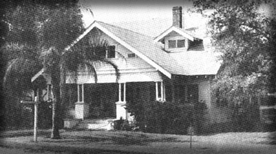H. E. Treadwell's Home Was built for a boarding house for the school teachers in the 1920s.