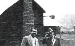 L. L. Mosby, Sr. Donald Mosby