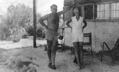 Elmer and Helen Ware