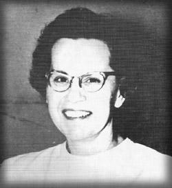 """Ruth E. Treadwell """"A Dear Unforgettable Woman"""""""
