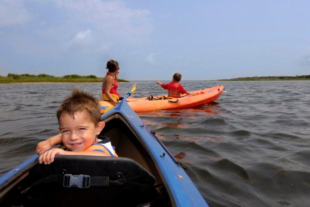 Kayaking - iStock