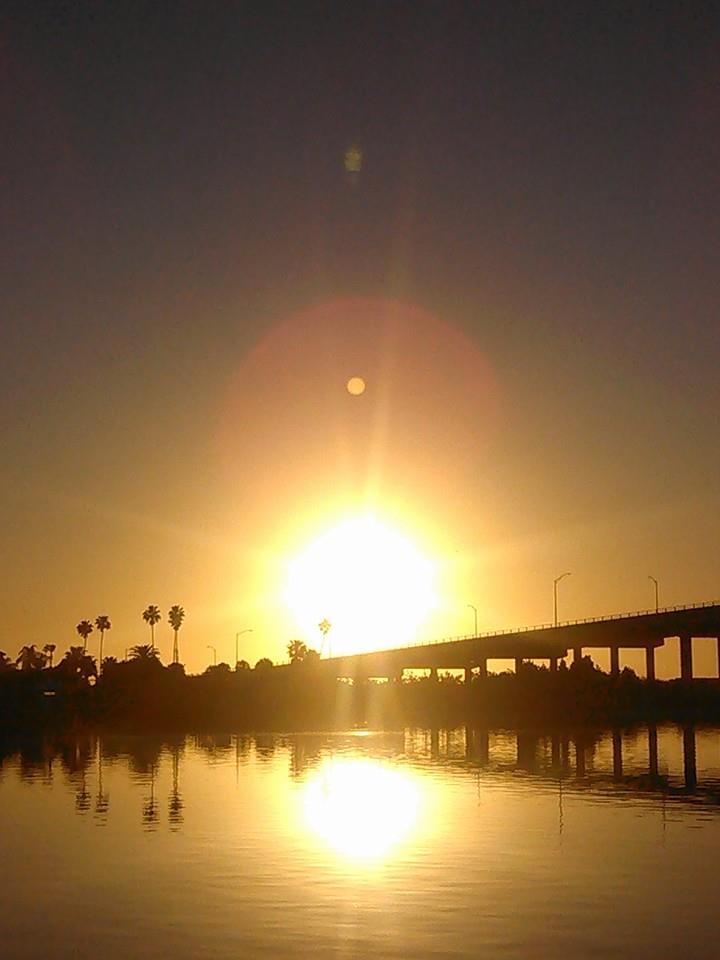 sunrise New Smyrna Beach