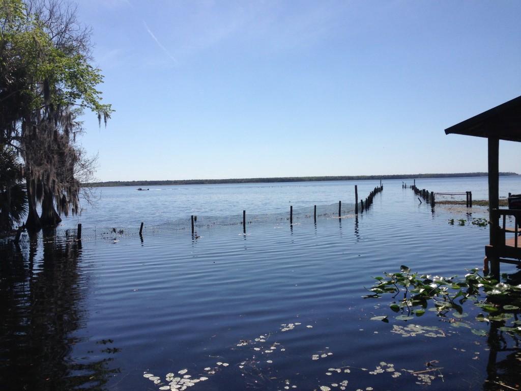 Lake George Seville, Florida