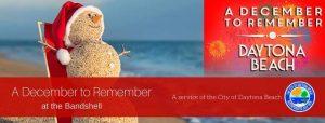 Daytona Beach December to Remember