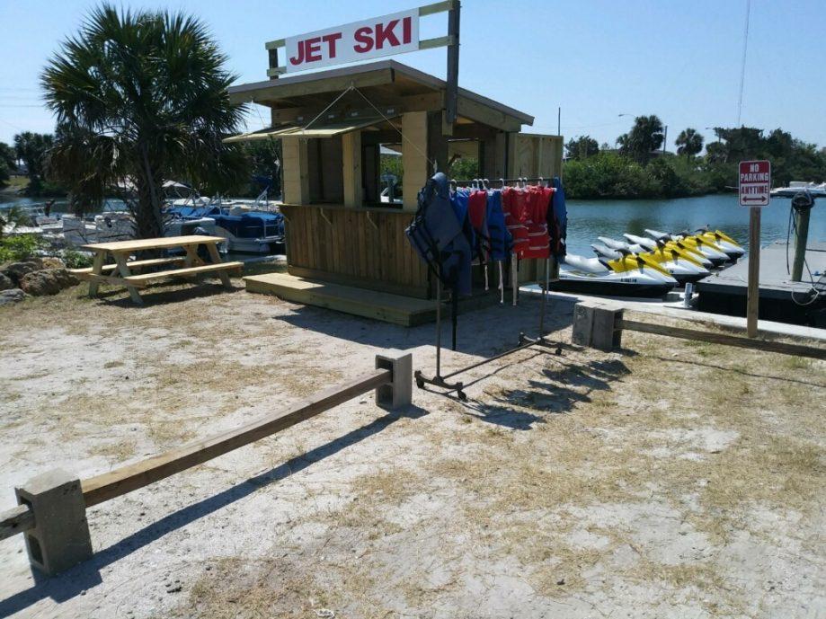 Jet Ski rental NSB