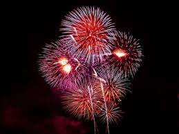 fireworks summer 2021